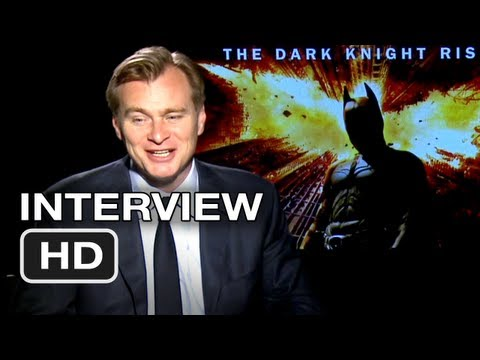 The Dark Knight Rises Interview - Christopher Nolan (2012) HD Video