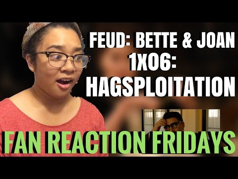 "FEUD Season 1 Episode 6: ""Hagsploitation"" Reaction & Review 