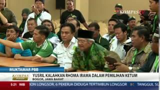 Download Video Kalahkan Rhoma Irama, Yusril Jadi Ketum PBB MP3 3GP MP4