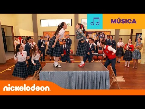 Club 57 | Ladrona (Official Video) | Latinoamérica | Nickelodeon En Español