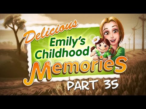 Delicious - Emily's Childhood Memories | Gameplay Part 35 (Day 4) The Farm