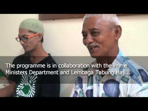 Hajj Pilgrimage Sponsorship 2015
