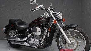 9. 2009 HONDA VT750 SHADOW 750 SPIRIT- National Powersports Distributors