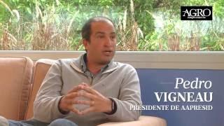 Pedro Vigneau - Presidente de AAPRESID