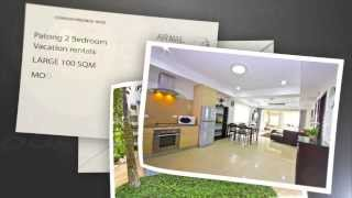 Phuket Vacation Rentals - Holiday Condo Rent In Patong Beach