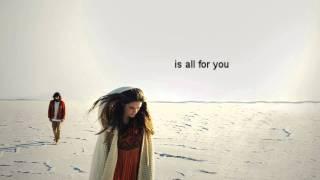 Angus & Julia Stone - All Of Me lyrics