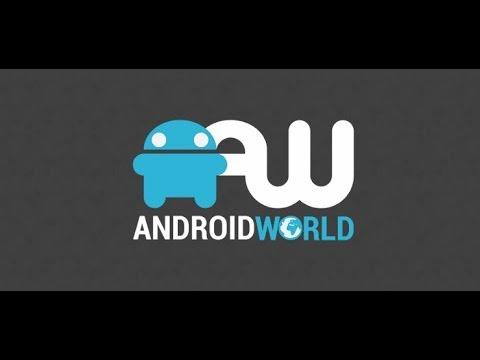 Video of Androidworld: apps en nieuws