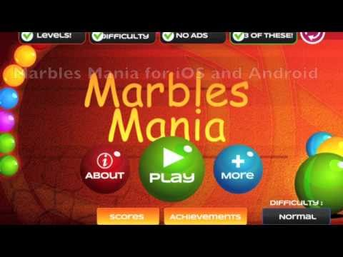 Video of Marbles Mania