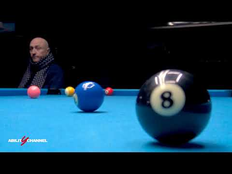 Wheelchair Billiards, esempio di inclusione sportiva