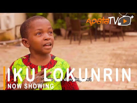 Iku Lokunrin Latest Yoruba Movie 2021 Drama Starring Wunmi Toriola | Bidemi Kosoko | Smally | Ijebuu