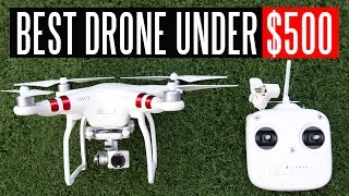 Here we review the DJI Phantom 3 Standard 2.7k Drone. Find out if its the best All-In-One quadcopter for the price. More info on ...