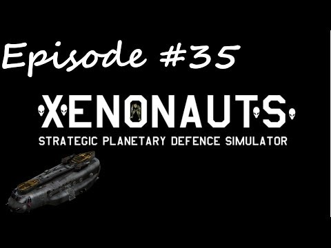 Let's Play Xenonauts – Ep. 35 – New Dropship!  New Alien Ship Too!