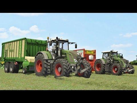 Holzhausen Forestry Agriculture v1.2.0