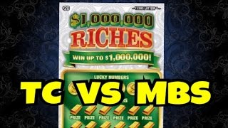Welcome to Round #9 of Thursday Throw Down Show Down vs Millionaire Book Scratcher. Will I find a big win? Stay tuned. Check out Millionaire Book Scratcher: ...