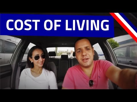 COST OF LIVING - STUDYING IN THE USA
