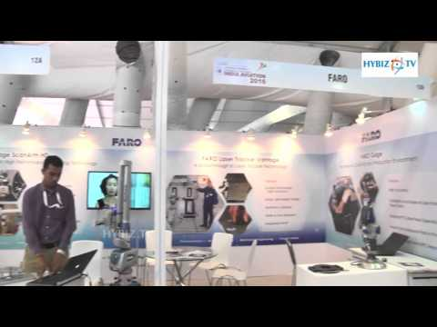 FARO 3D Measurement Technology-India Aviation 2016