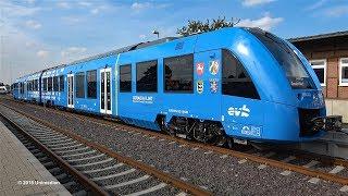 רכבת המימן הראשונה בעולם יצאה לדרך בגרמניה