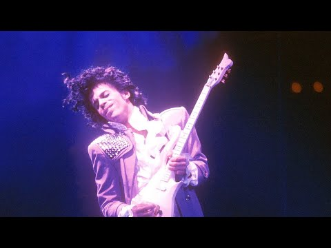 Prince: Purple Rain (Official Video, Film: Purple Rai ...