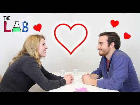 36 Questions That Make Strangers Fall In Love (The LAB) (видео)