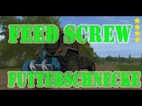 Feed screw v1.0