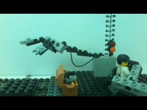Lego a mquina de robos /ep 1