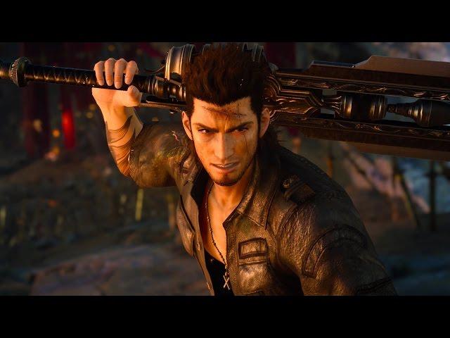 Final Fantasy XV - March 2017 Update Trailer (multi-language subtitles)