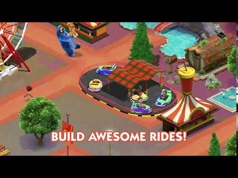 Wonder Park Magic Rides Ride Video