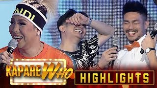 Video Ion describes Vice Ganda without hair and make-up | It's Showtime KapareWho MP3, 3GP, MP4, WEBM, AVI, FLV Agustus 2019
