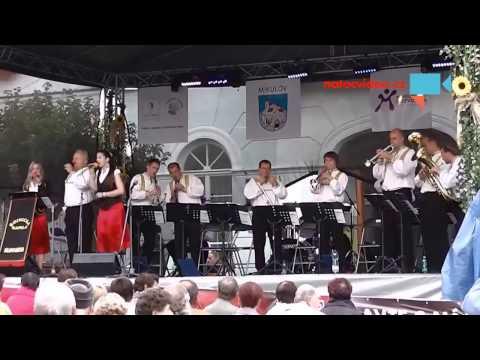 Pálavské vinobraní Mikulov 2014 - Bojnická kapela