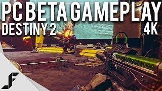 Видео к игре Destiny 2 из публикации: Предзагрузка бета-версии Destiny 2 и геймплейное видео