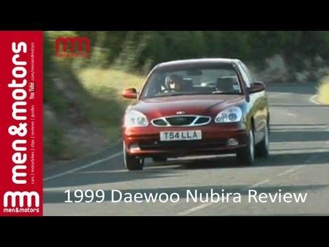 1999 Daewoo Nubira Review