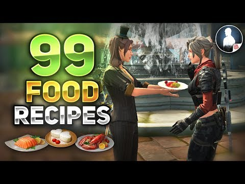 ALL 99 COOKING FOOD RECIPES LIST! - LifeAfter