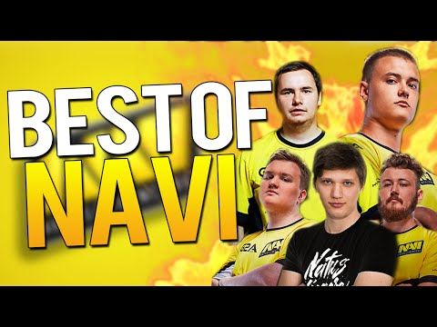 CSGO - BEST OF NAVI! (INSANE ACE,EPIC VAC SHOTS & More)