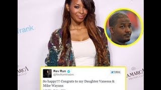 RevRun's daughter Vanessa Simmons gets pregnant out of wedlock! - YouTube