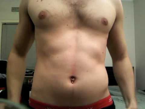 belly button torture - I have an innie bellybutton, but always wished I had an outie. I realised if I pierce my bellybutton at a certain point, it pops out... It didn't hurt at all...