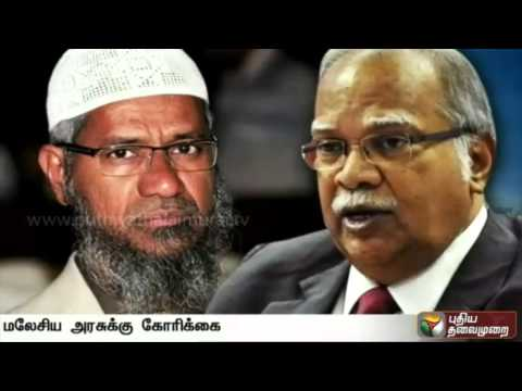 Live-report-Controversy-over-Zakir-Naiks-Malayasia-visit-explained