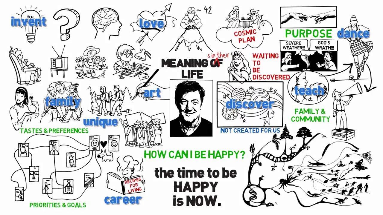 Stephen Fry forklarer humanisme