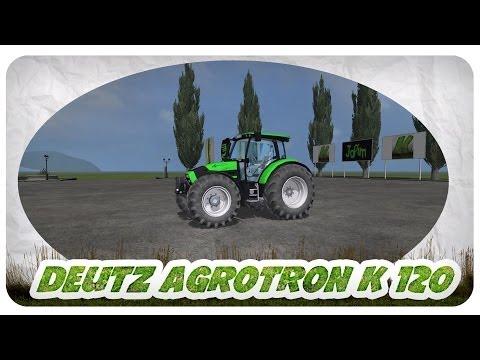 Deutz Agrotron K120 v1.1