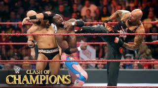 Nonton New Day vs. Gallows & Anderson - Raw Tag Team Title Match: WWE Clash of Champions on WWE Network Film Subtitle Indonesia Streaming Movie Download