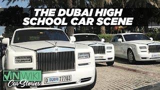 Video How insane is the high school car scene in Dubai? MP3, 3GP, MP4, WEBM, AVI, FLV Agustus 2018
