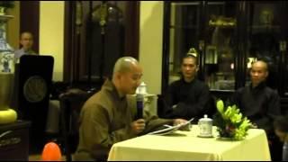 Khai Quang Điểm Nhãn - Thầy. Thích Pháp Hòa (December 10, 2012)