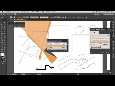 things - In this episode of Adobe Creative Cloud TV, Terry White helps you get started with Adobe Illustrator CC by showing the 10 things beginners want to know how t...
