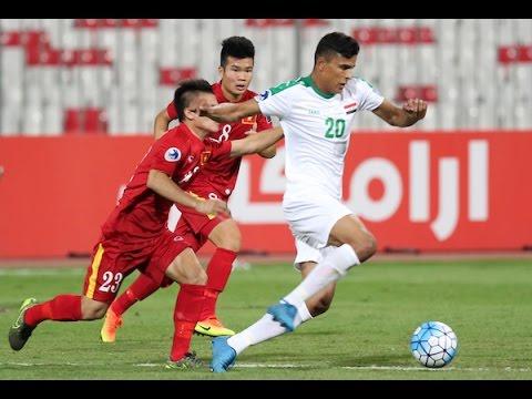 Xem lại Iraq U19 0 - 0 Việt Nam U19 20-10-2016, Highlights, AFC Championship U19 2016