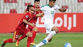 Video Iraq vs Vietnam (AFC U-19 Championship 2016: Group Stage) MP3, 3GP, MP4, WEBM, AVI, FLV Juli 2018
