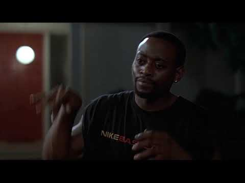 Love And Basketball | Sanaa Lathan & Omar Epps 1 on 1 Game  For Your Heart