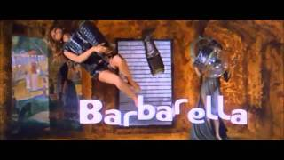 Kylie Minogue, Jem, Gabriella Cilmi & Ariana Grande all reference Barbarella opening titles – who did it best?