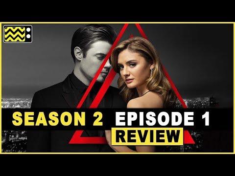The Arrangement Season 2 Episode 1 Review & Reaction   AfterBuzz TV