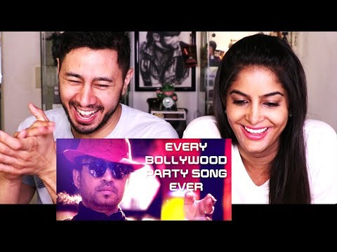 Download AIB EVERY BOLLYWOOD PARTY SONG feat IRRFAN | Reaction w/ Anisha! HD Mp4 3GP Video and MP3