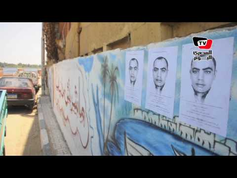 نشر صور الإرهابي «عمرو سعد» المتهم بتفجير كنيستي طنطا والإسكندرية بشوارع الأقصر