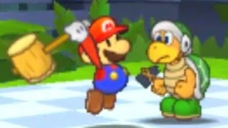 Paper Mario Sticker Star walkthrough part 21 on the Nintendo 3DS. This video shows a complete walkthrough of World 5-1 'Shy Guy Jungle'. Here are the time st...